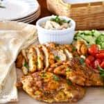Chicken Shawarma sandwich platter platter