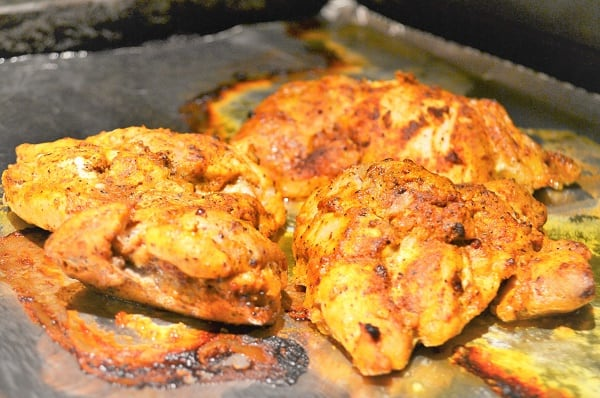 roasted chicken for shawarma
