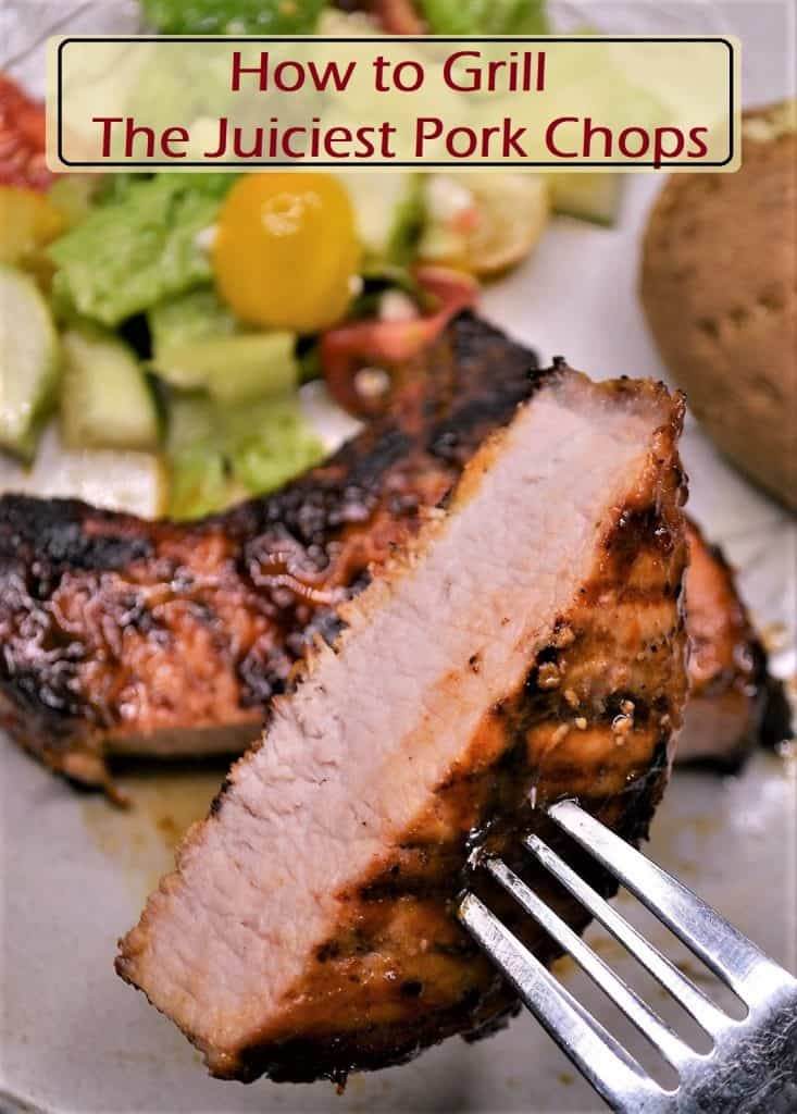 pin for grilled pork chop recipe