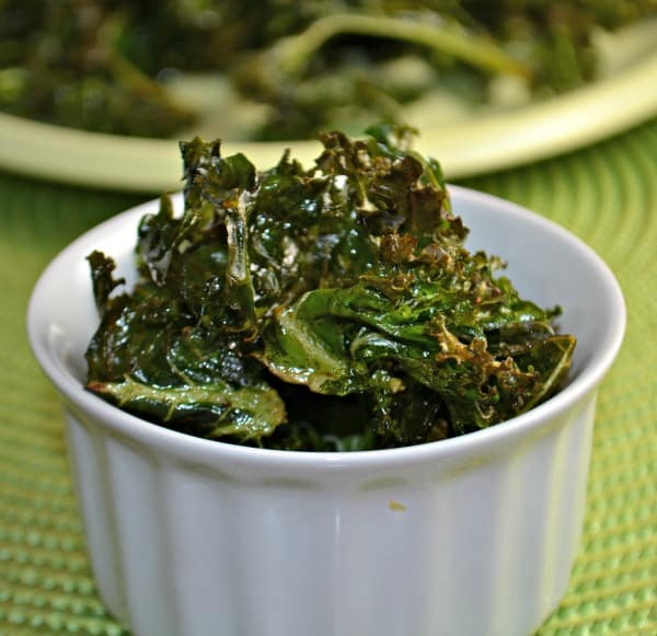 kale chips one