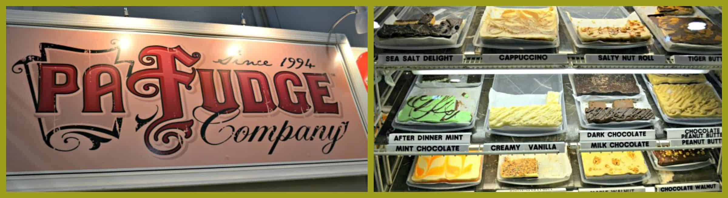 fudge sign