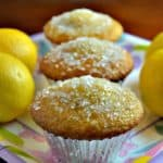 lemon muffin three
