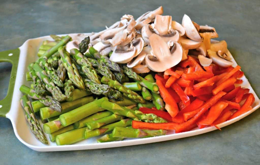veggies one (2)