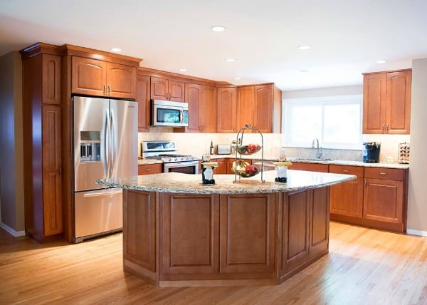 My new kitchen jersey girl cooks House beautiful kitchen of the year 2013
