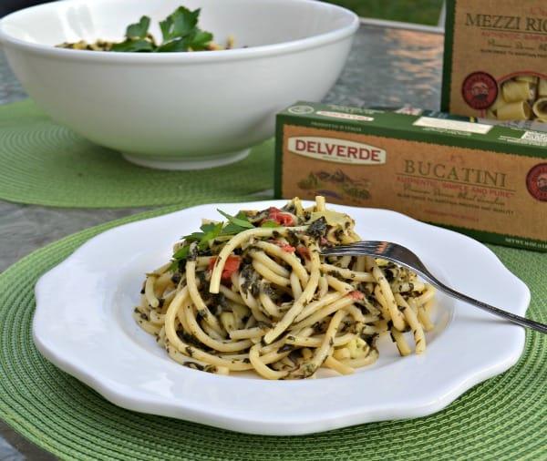 Delverde pasta