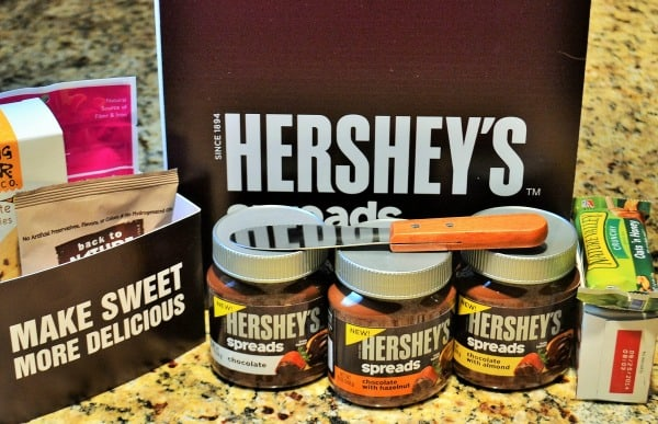 Hershey's spread kit