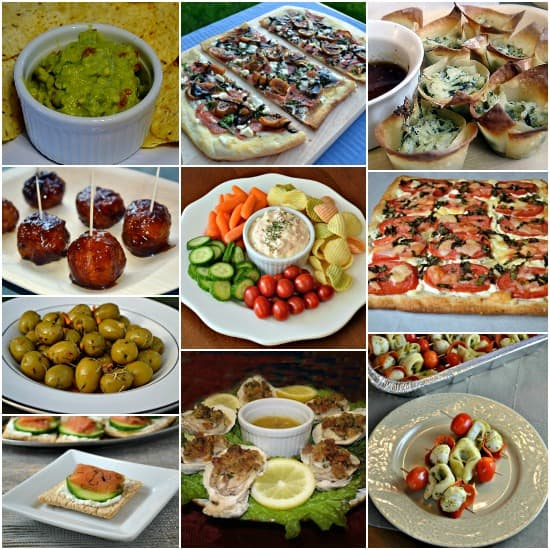 Ten Easy To Make New Year S Eve Appetizers Jersey Girl Cooks