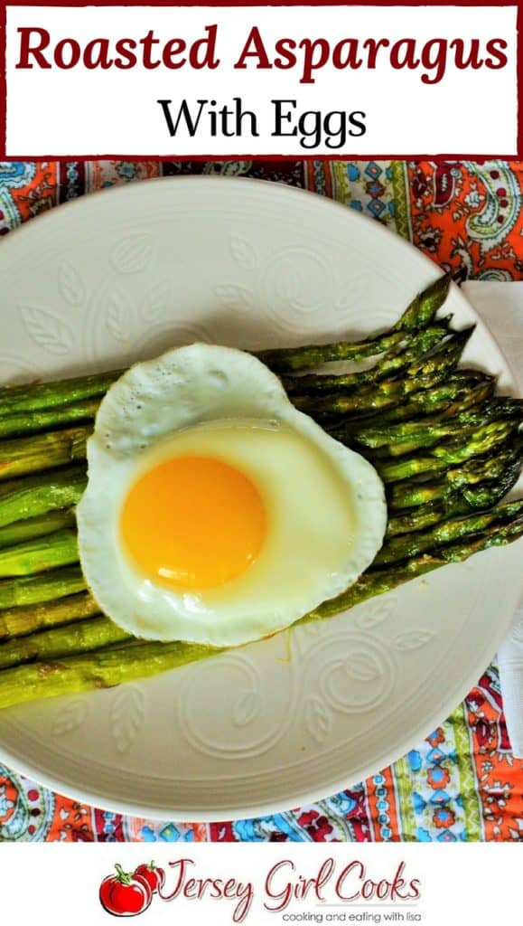 roasted asparagus and eggs pin