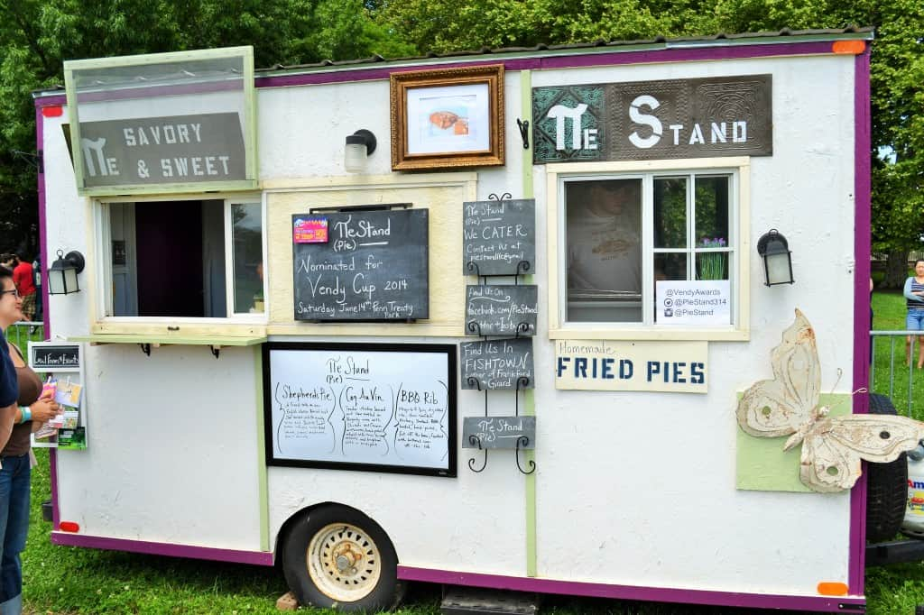 Pie Stand