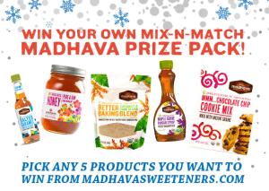 Madhava giveaway