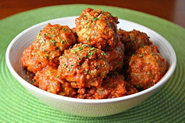 America S Test Kitchen Chicken Meatballs