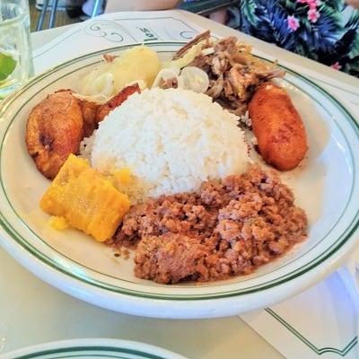 cuban platter