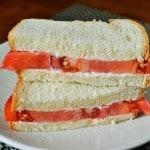 sandwich tomato