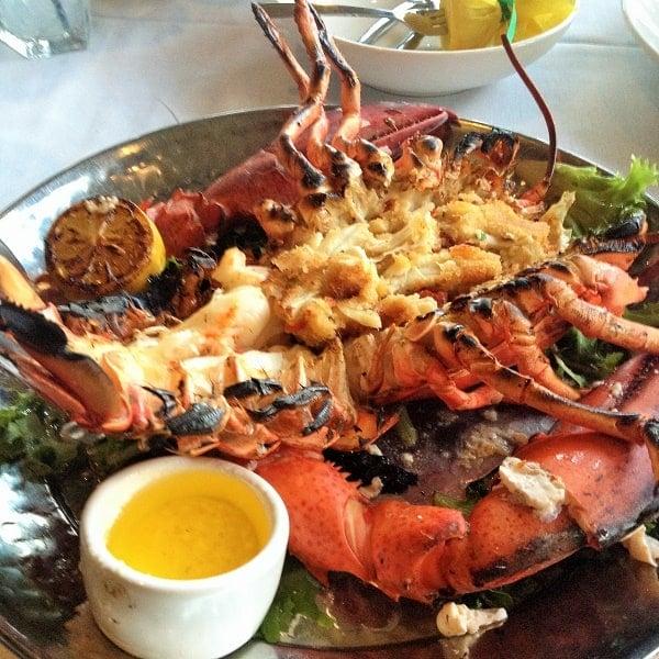 Chophouse lobster