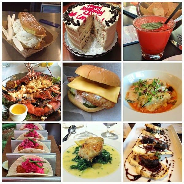 summer 2015 eats