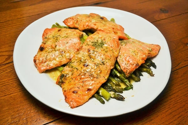 Ranch Salmon