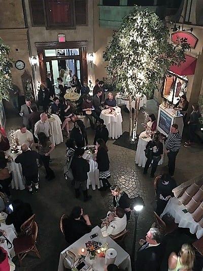 The Walnut Hill Restaurant school in Philadelphia