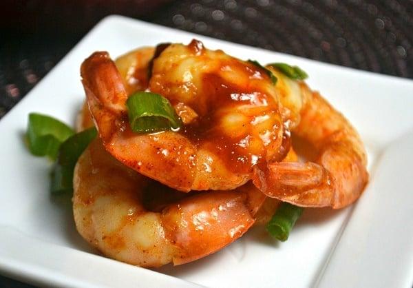 SWeet Spicy Shrimp
