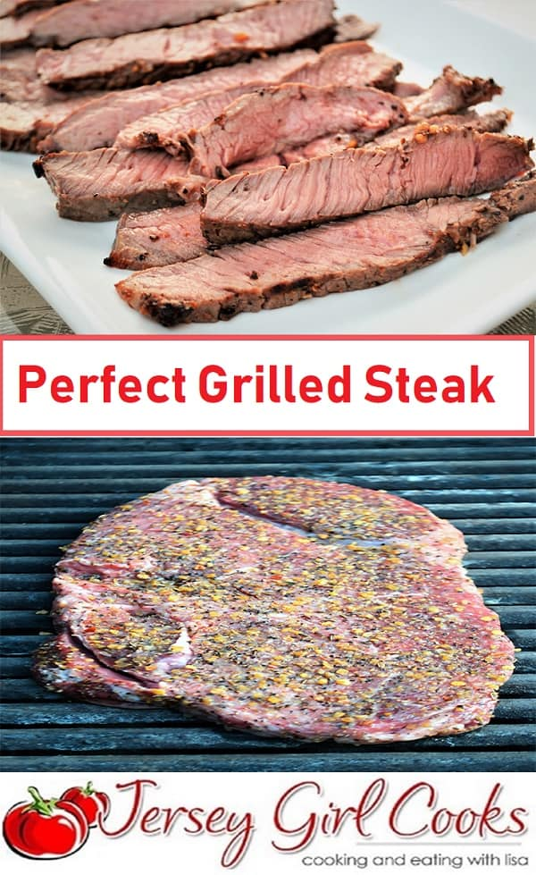 perfect cooked steak collage for pinterest