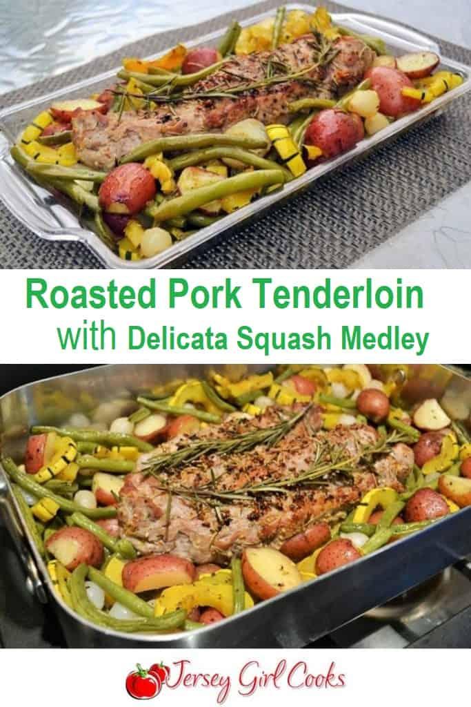 pin for roasted pork tenderloin dinner