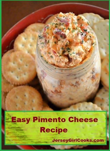 Easy Pimento Cheese Recipe