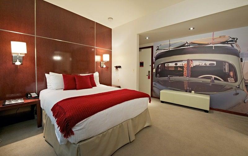Daddy O hotel room