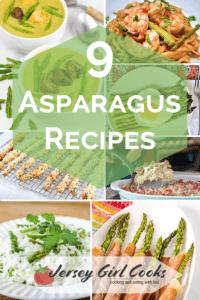 9 asparagus recipes