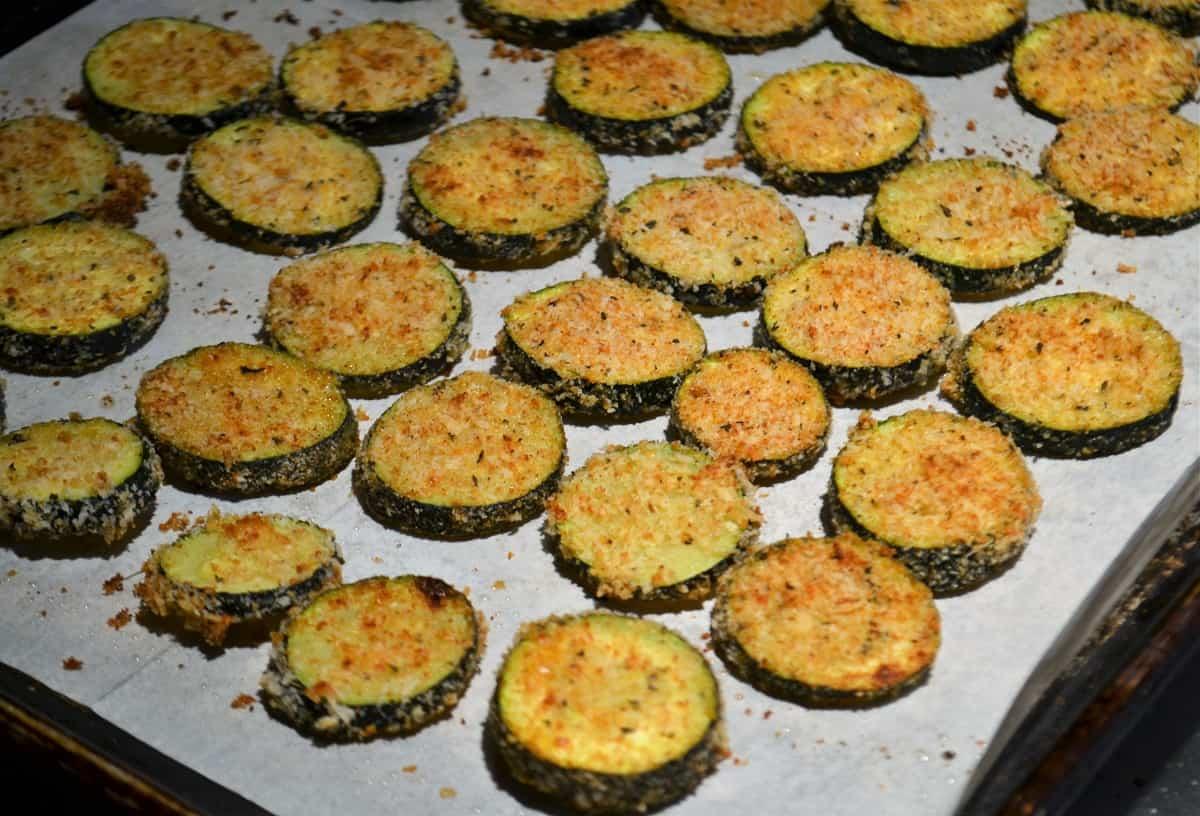 oven zucchini