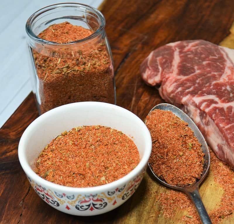 homemade beef seasoning