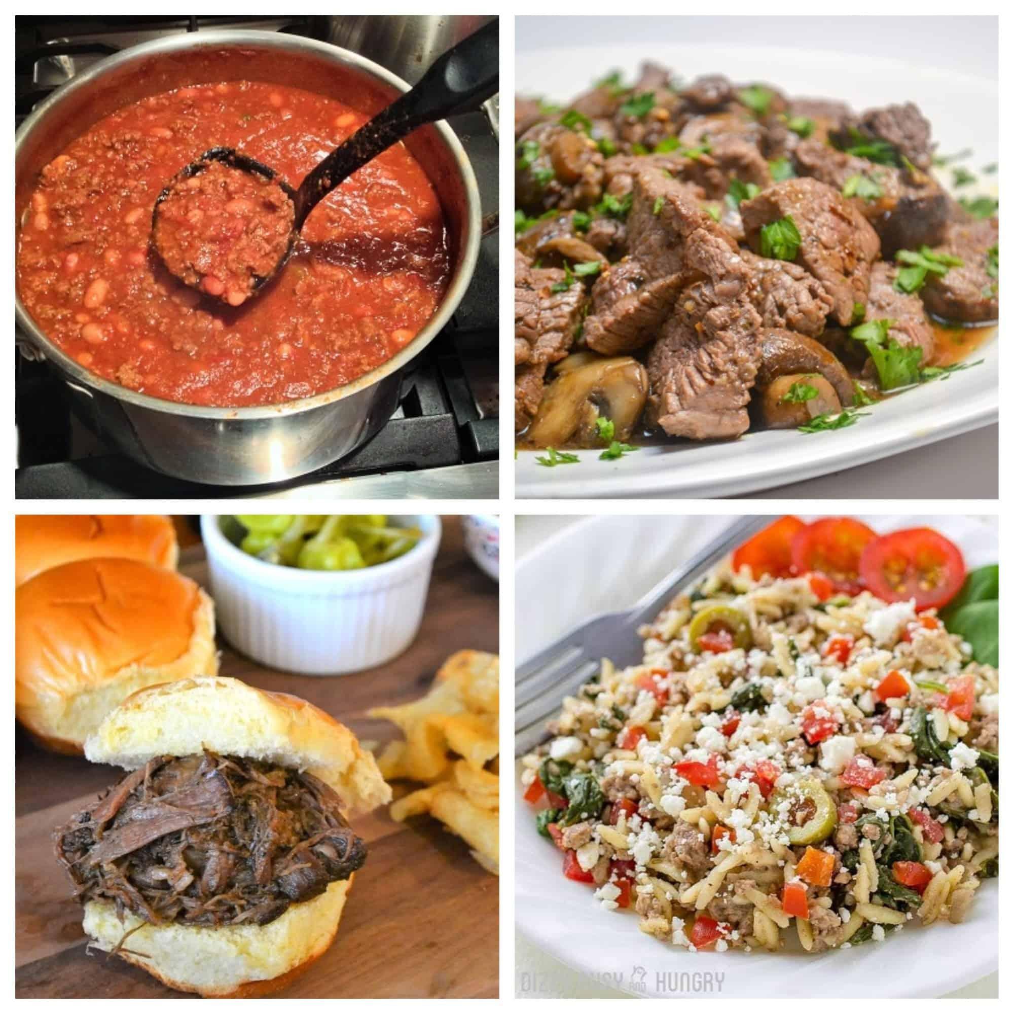 easy beef meals