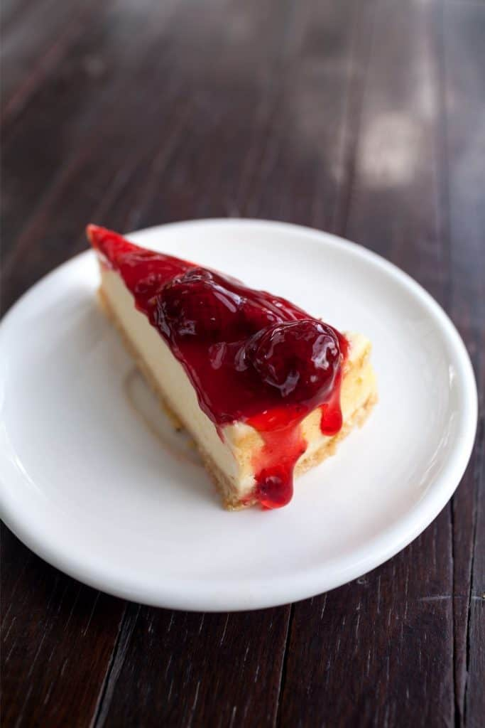 strawberry topping for cheesecake